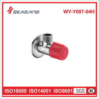 Stainless Steel Plumbing Control Angle Valve for Hot Water