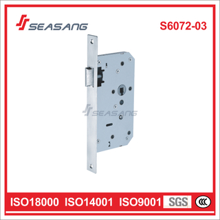 High Quality Stainless Steel Fireproof Door Lock, Latch Lock
