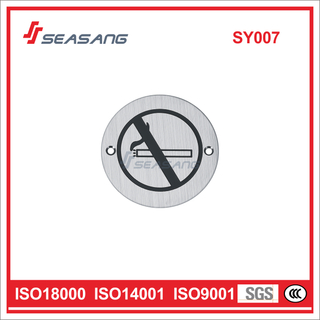 Stainless Steel High Quality Signage Sy007