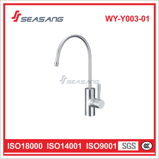 Stainless Steel Lead Free Purified Water Dispenser Drinking Faucet WY-Y003-01