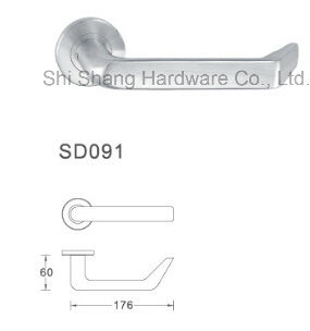 Stainless Steel Door Handle SD091