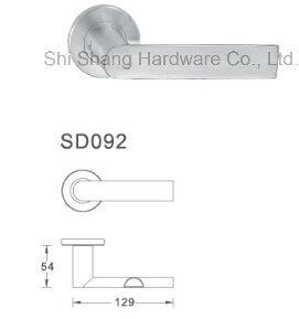 Stainless Steel Door Handle SD092